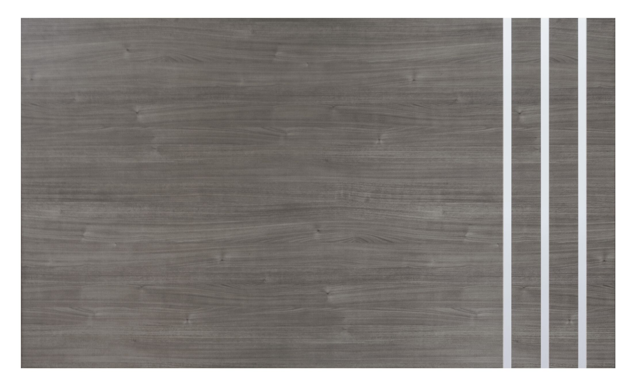 Reprise Panel Headboard Size: King, Color: Skyline Gray