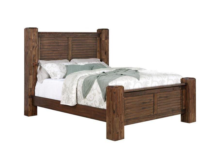 Worsley Panel Bed Size: California King