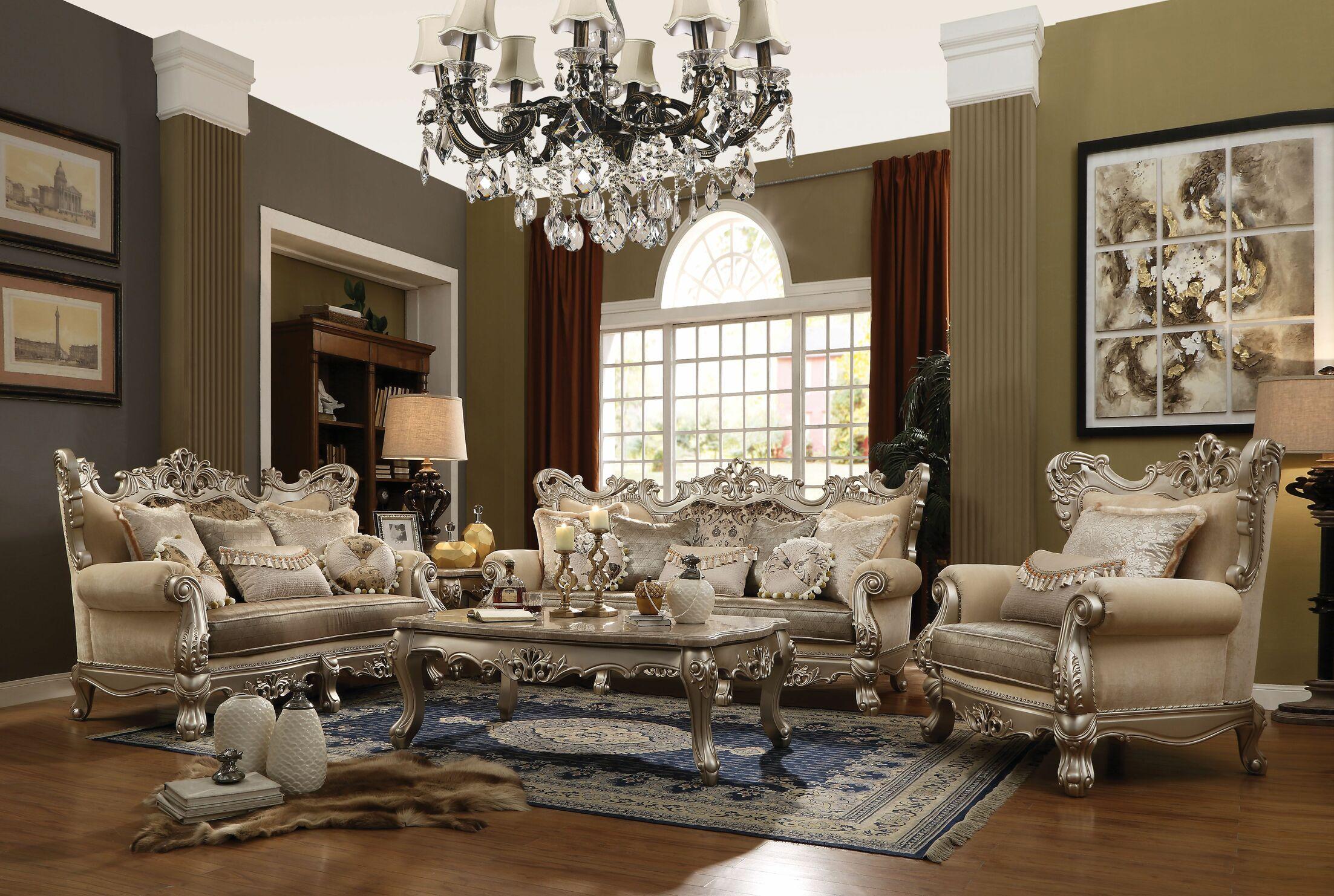 Nuno Configurable Living Room Set