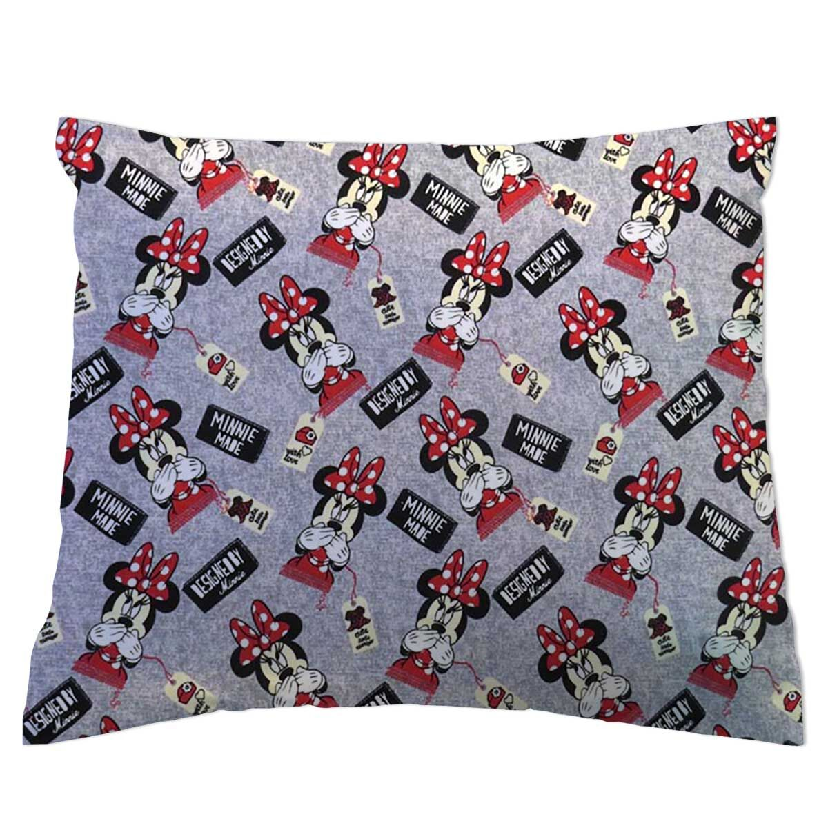 Minnie Mouse Twin Pillow Case