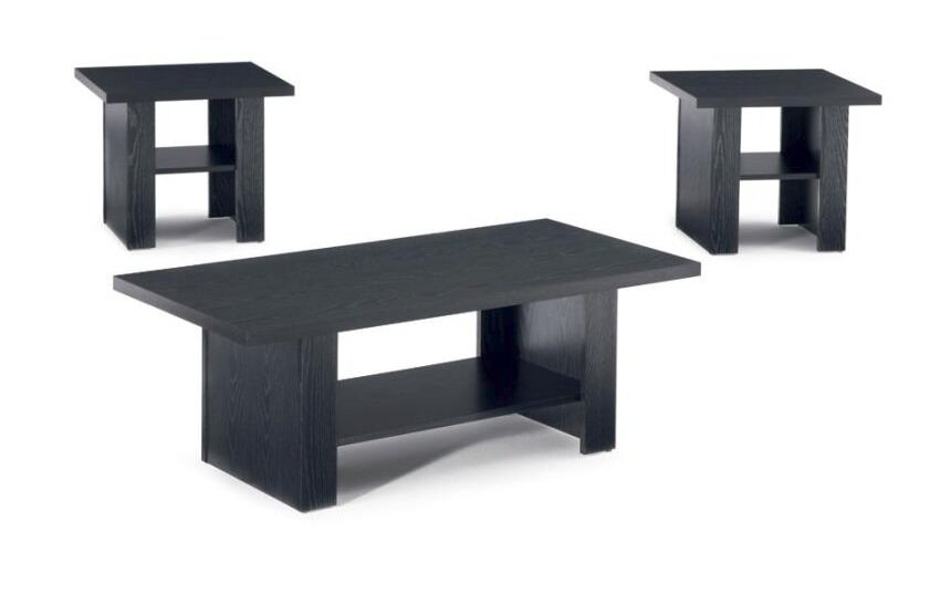 Fuhr 3 Piece Coffee Table Set