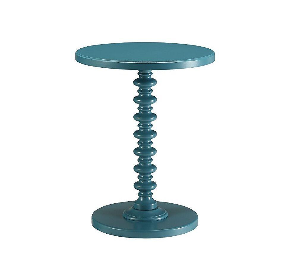 Klass Simple End Table Color: Teal