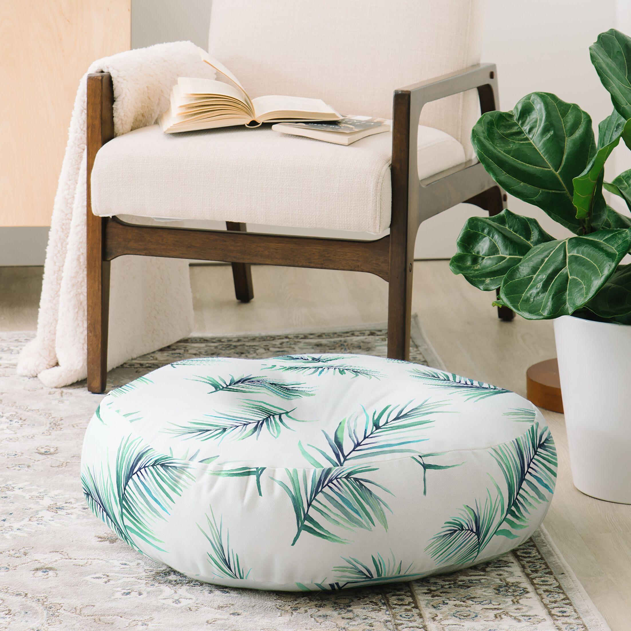 Gabriela Fuente Tropical Life Floor Pillow