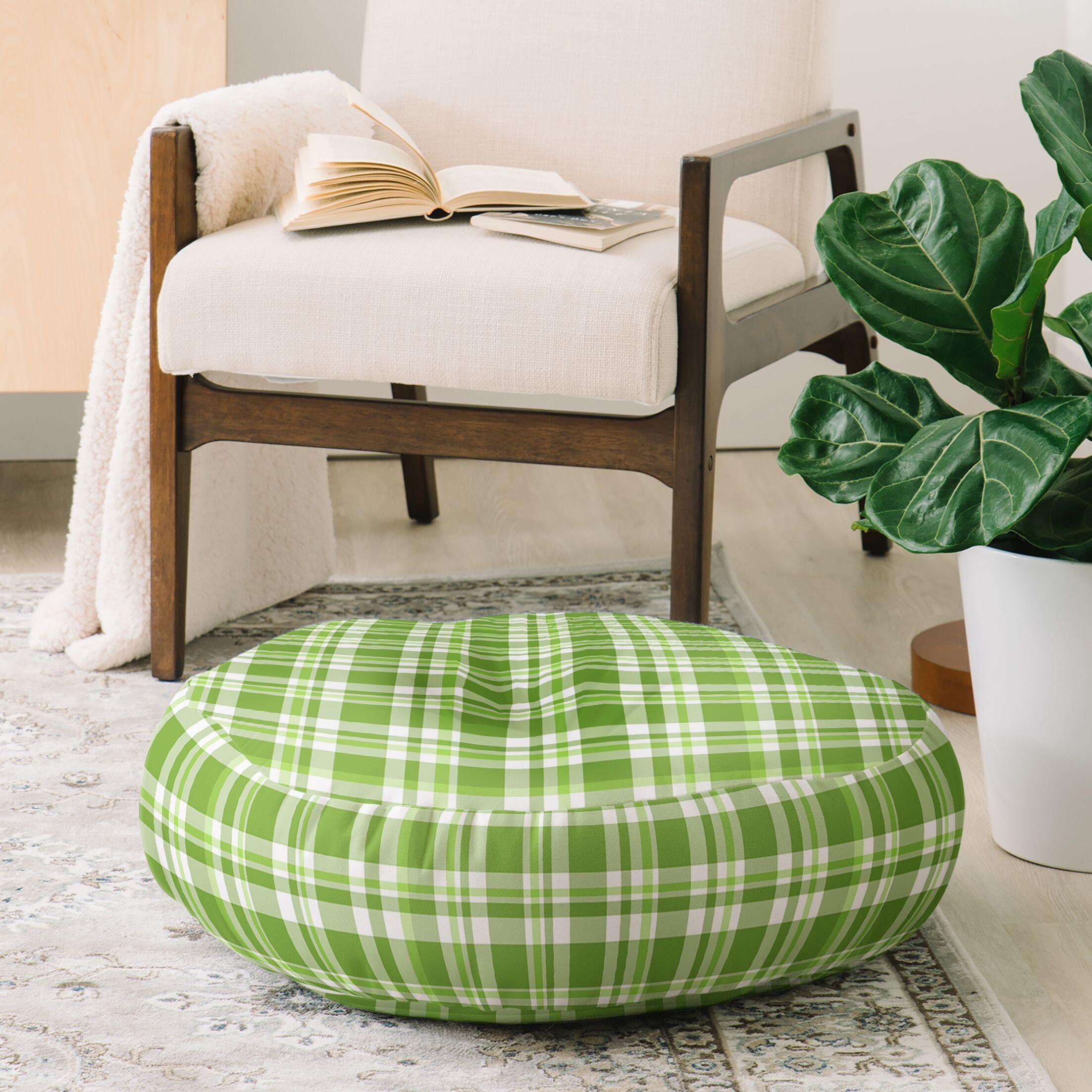 Lisa Argyropoulos Freshly Floor Pillow