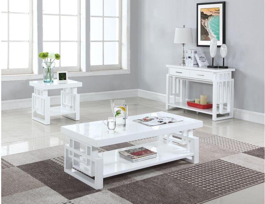 Pinon 3 Piece Coffee Table Set