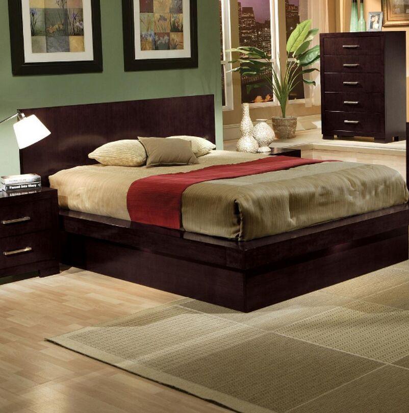 Hamler Hammack Platform Bed Size: Queen