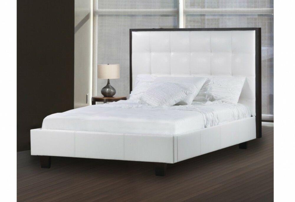 Eita Upholstered Panel Headboard Size: Double