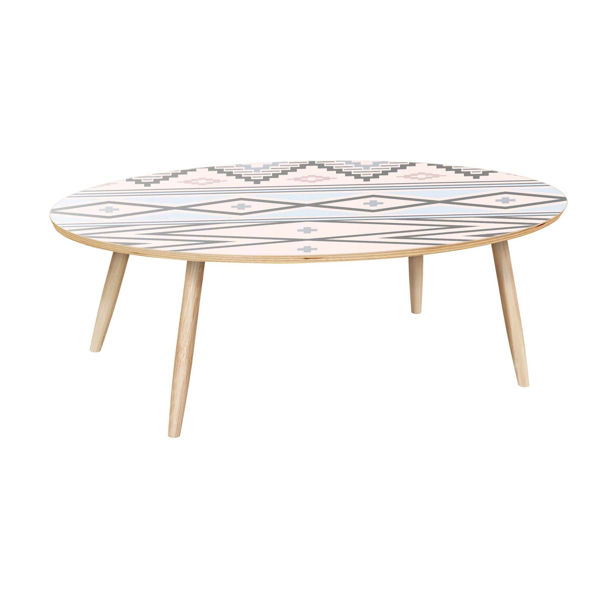 Ungar Coffee Table Color: Natural