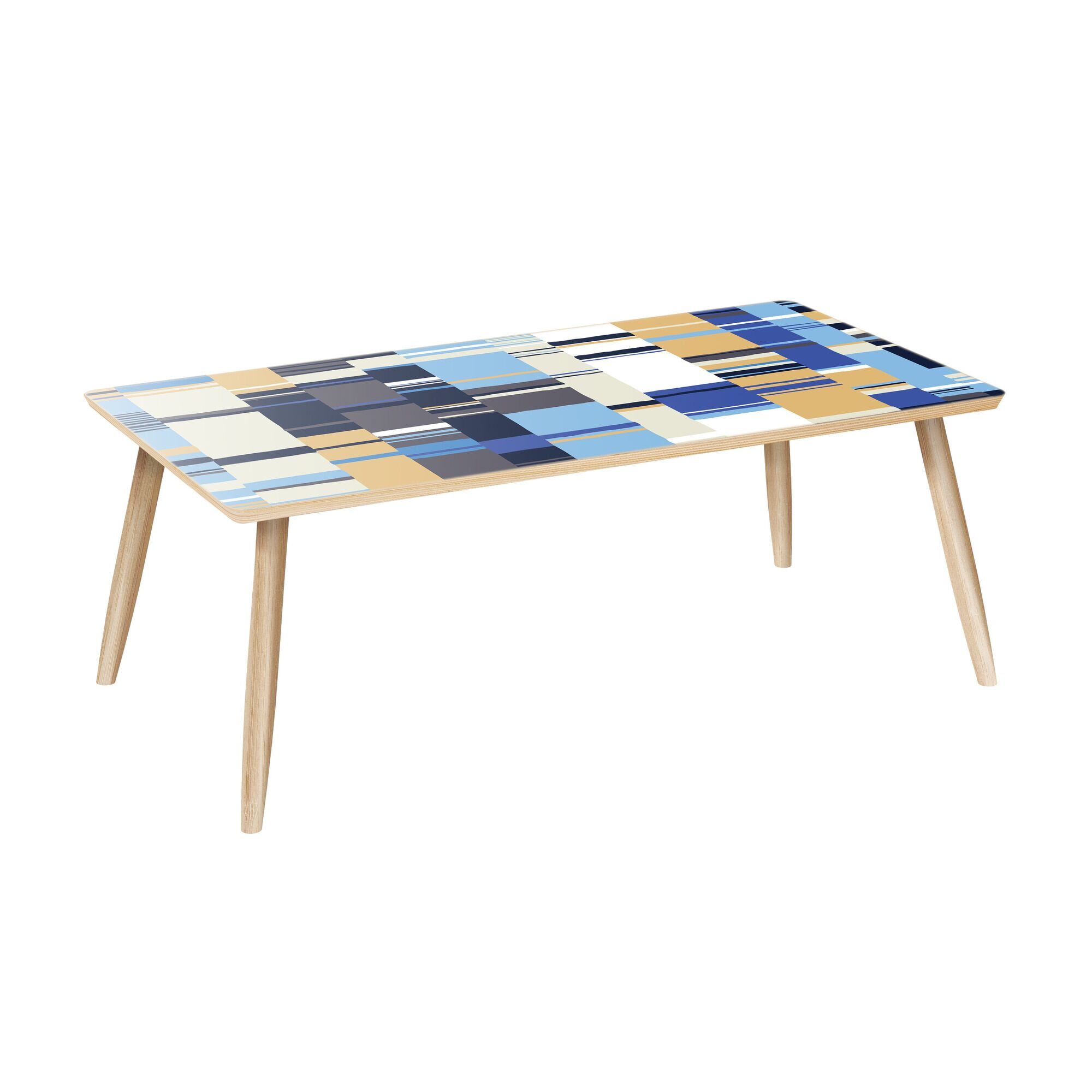 Leonie Coffee Table Color: Natural