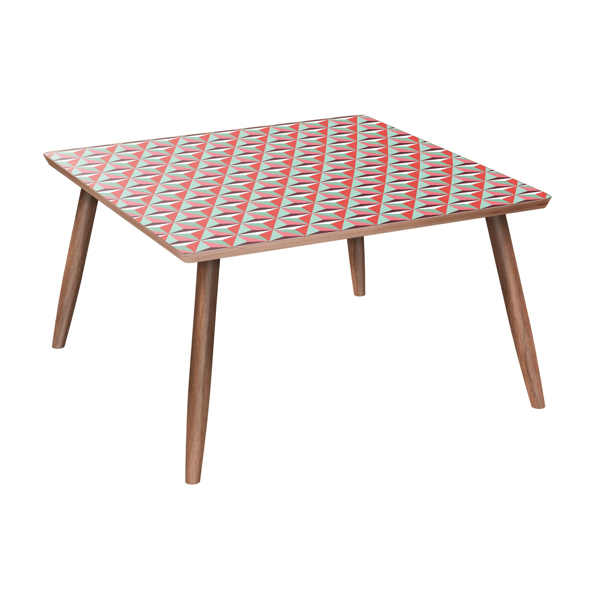 Lakewood Coffee Table Color: Walnut