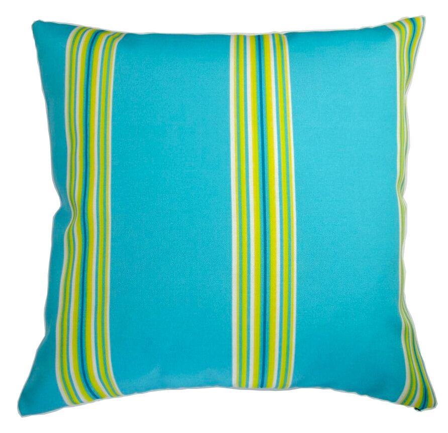 Chavis Modern Colorful Cabana Indoor/Outdoor Pillow Product Type: Throw Pillow