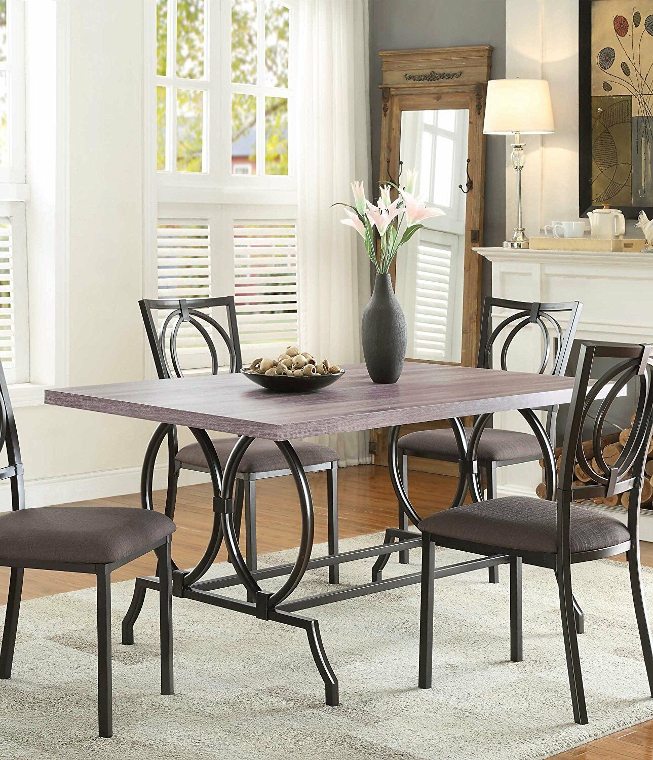 Alaric Wooden Dining Table