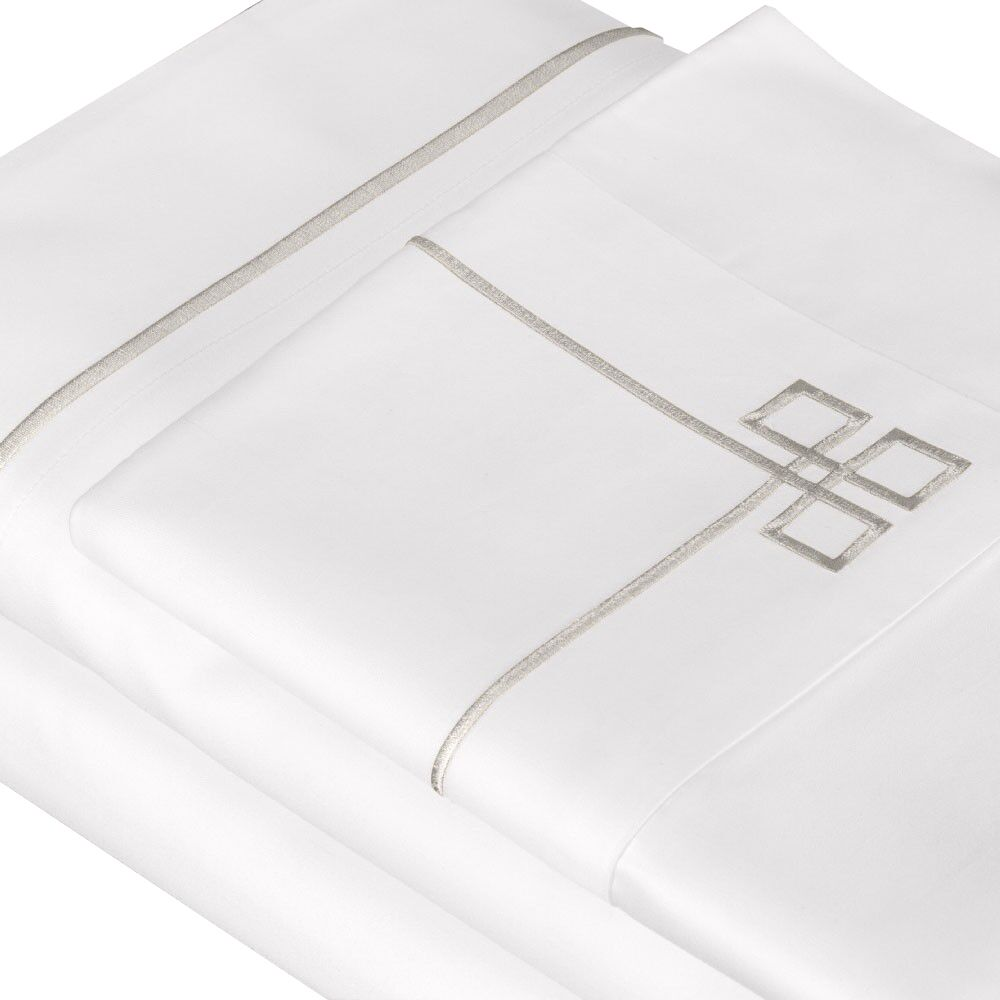500 Thread Count 100% Cotton Sheet Set Color: Sage Green, Size: California King