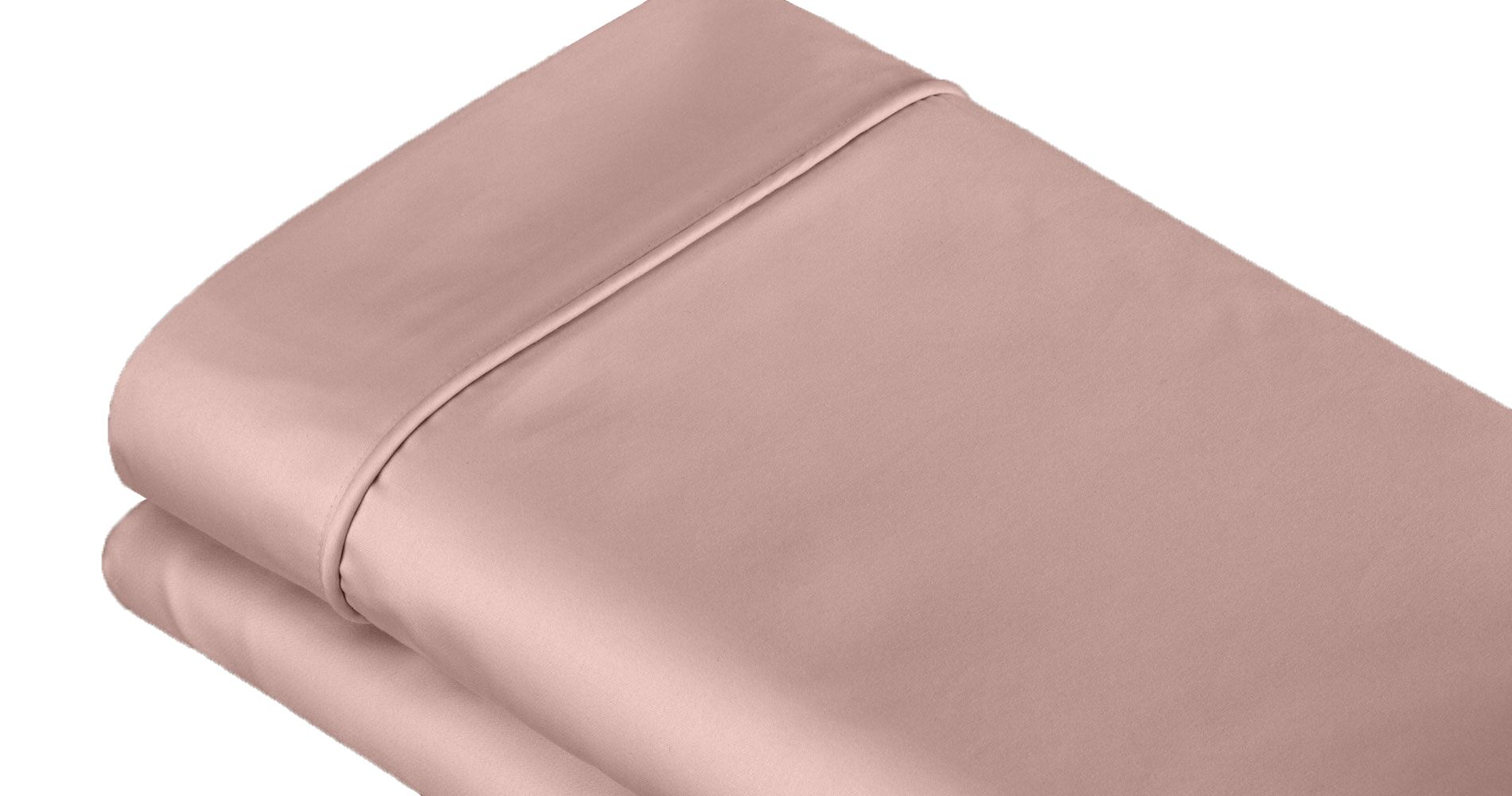 400 Thread Count 100% Cotton Sheet Set Color: Rose, Size: King
