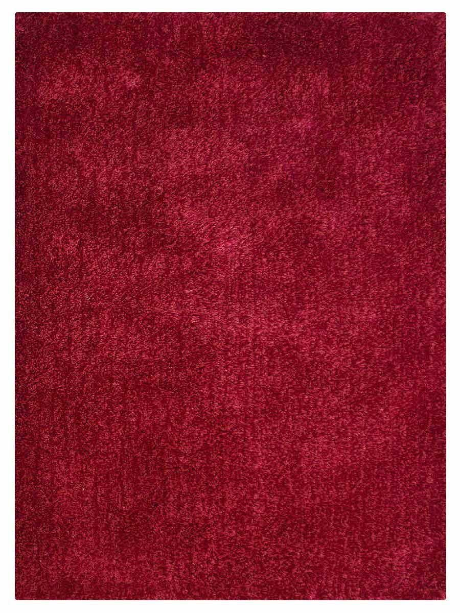 Ry Hand-Tufted Red Area Rug Rug Size: Rectangle 9' x 12'
