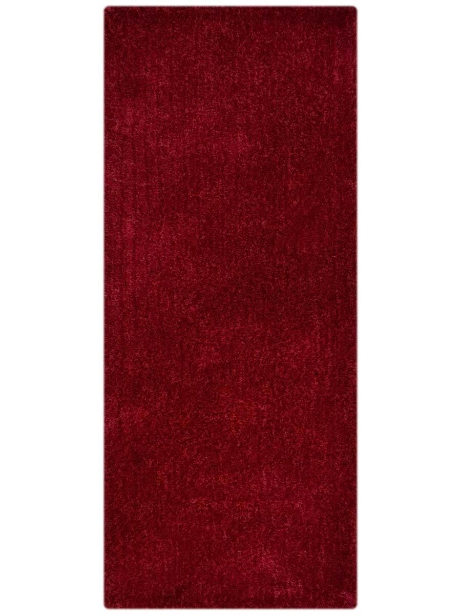 Ry Hand-Tufted Red Area Rug Rug Size: Runner 2'6