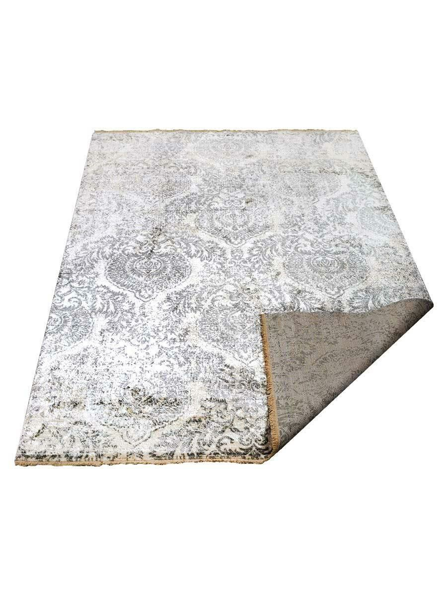 Chauncy Crossweave Gray Area Rug Rug Size: Rectangle 6' x 9'
