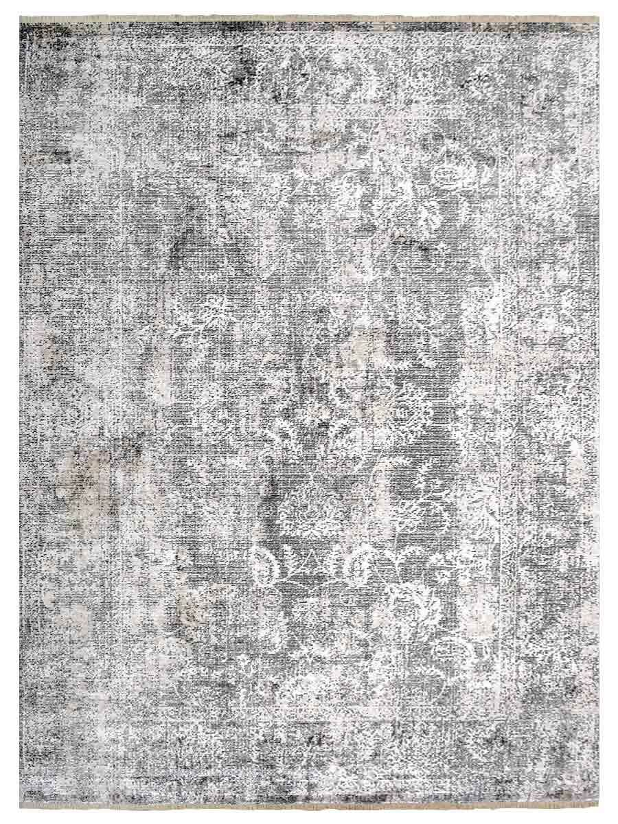 Chauncy Crossweave Gray Area Rug Rug Size: Rectangle 10' x 13'