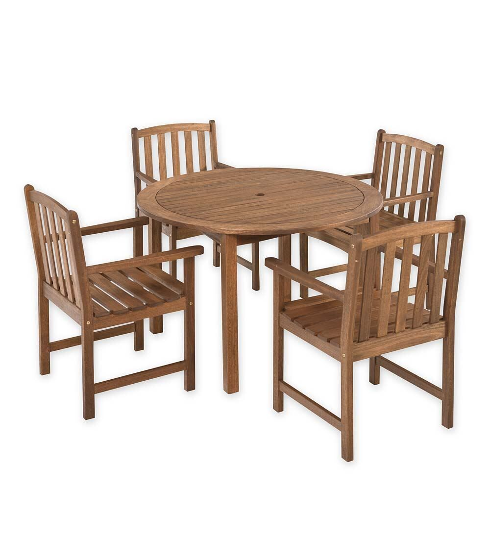 Lancaster 5 Piece Dining Set