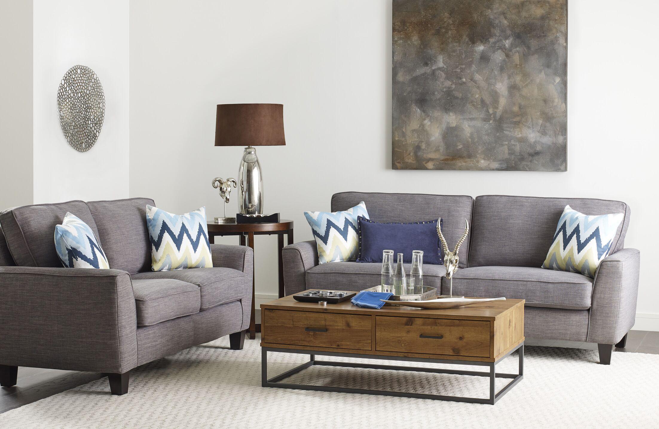 Amalda Configurable Living Room Set