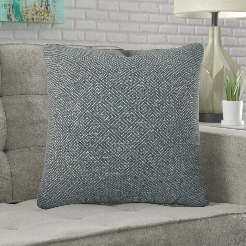 Mcmann Drenched Over Pillow Size: 16