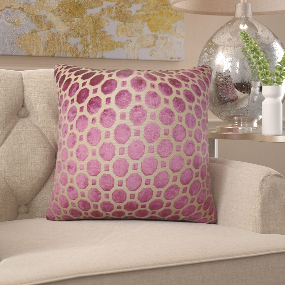 Kaminski Luxury Sofa Pillow Fill Material: 95/5 Feather/Down, Size: 18