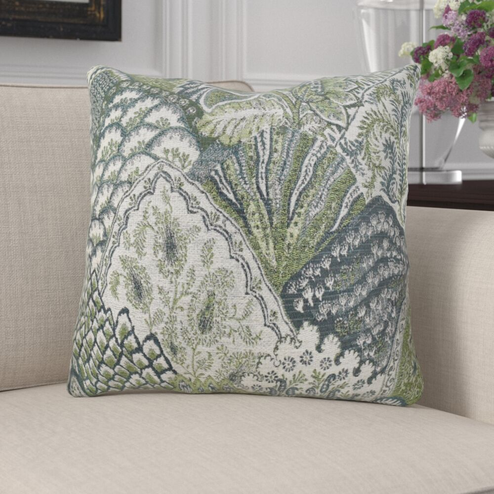 Eells Spring Nature Pillow Size: 26