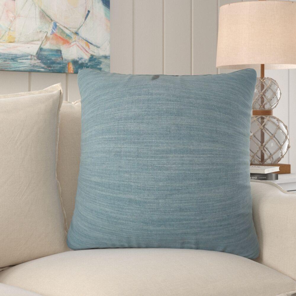 Linscott Linen Luxury Pillow Size: 22