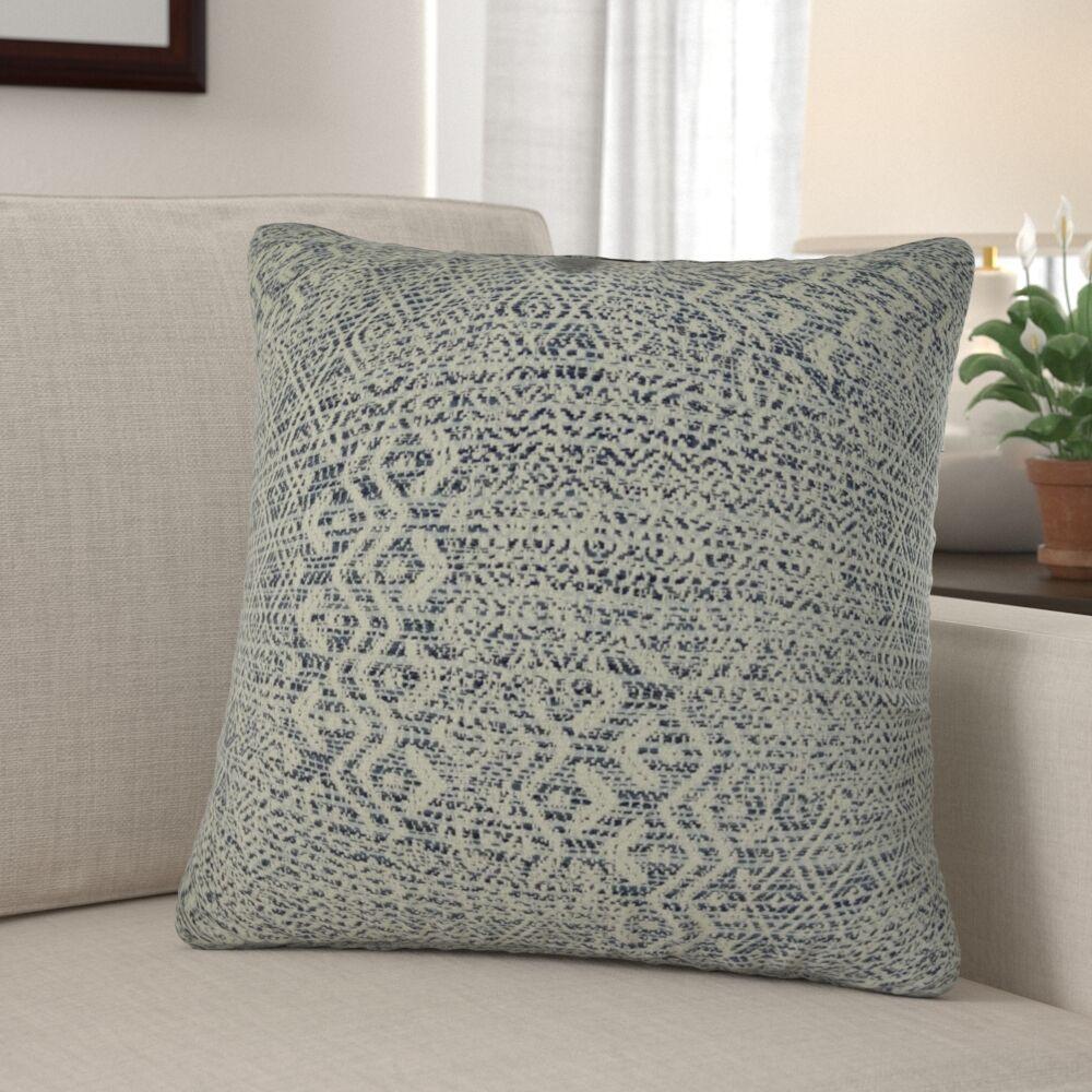 Bettsville Zig Zag Pillow Size: 20