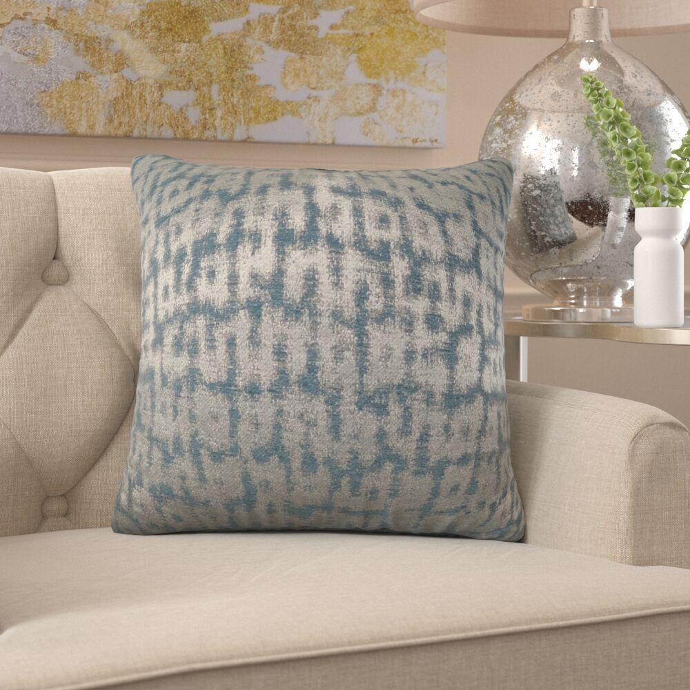 Friar Metallic Pillow Fill Material: H-allrgnc Polyfill, Size: 20
