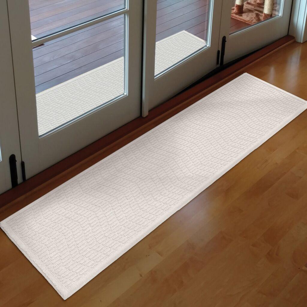 Bibiana Natural Indoor/Outdoor Area Rug Rug Size: Runner 1'11