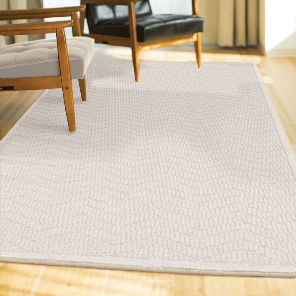 Bibiana Natural Indoor/Outdoor Area Rug Rug Size: Rectangle 9' x 13'