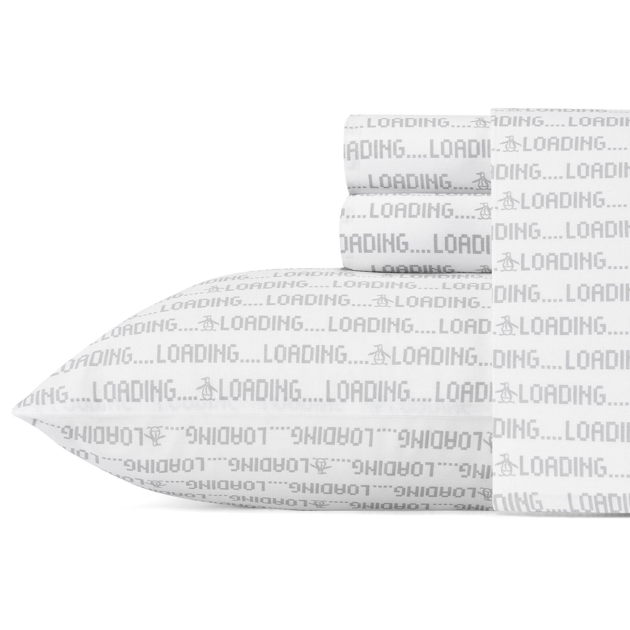 Amell Loading 100% Cotton Sheet Set Size: King