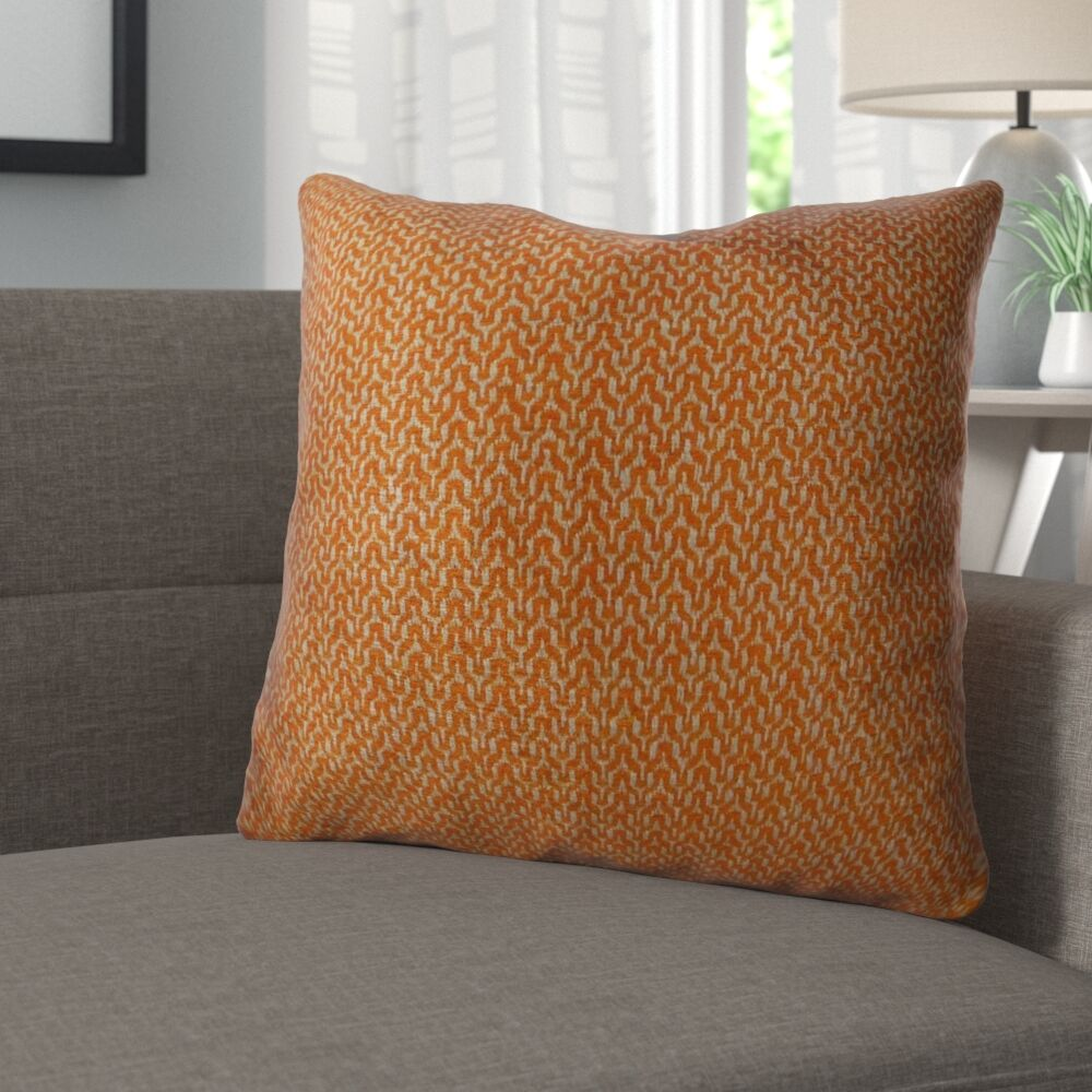 Dusek Handmade Luxury Pillow Size: 26