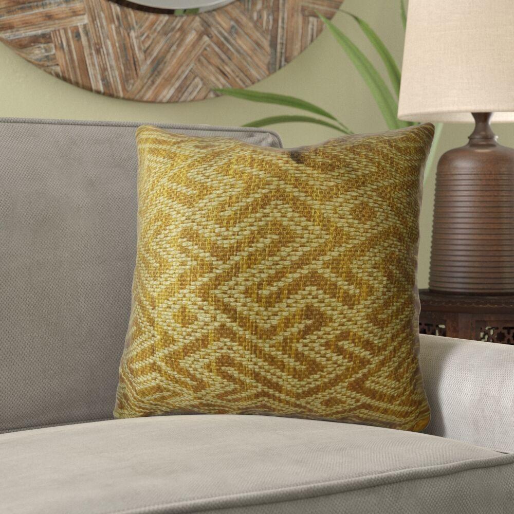 Robison Handmade Luxury Pillow Size: 16