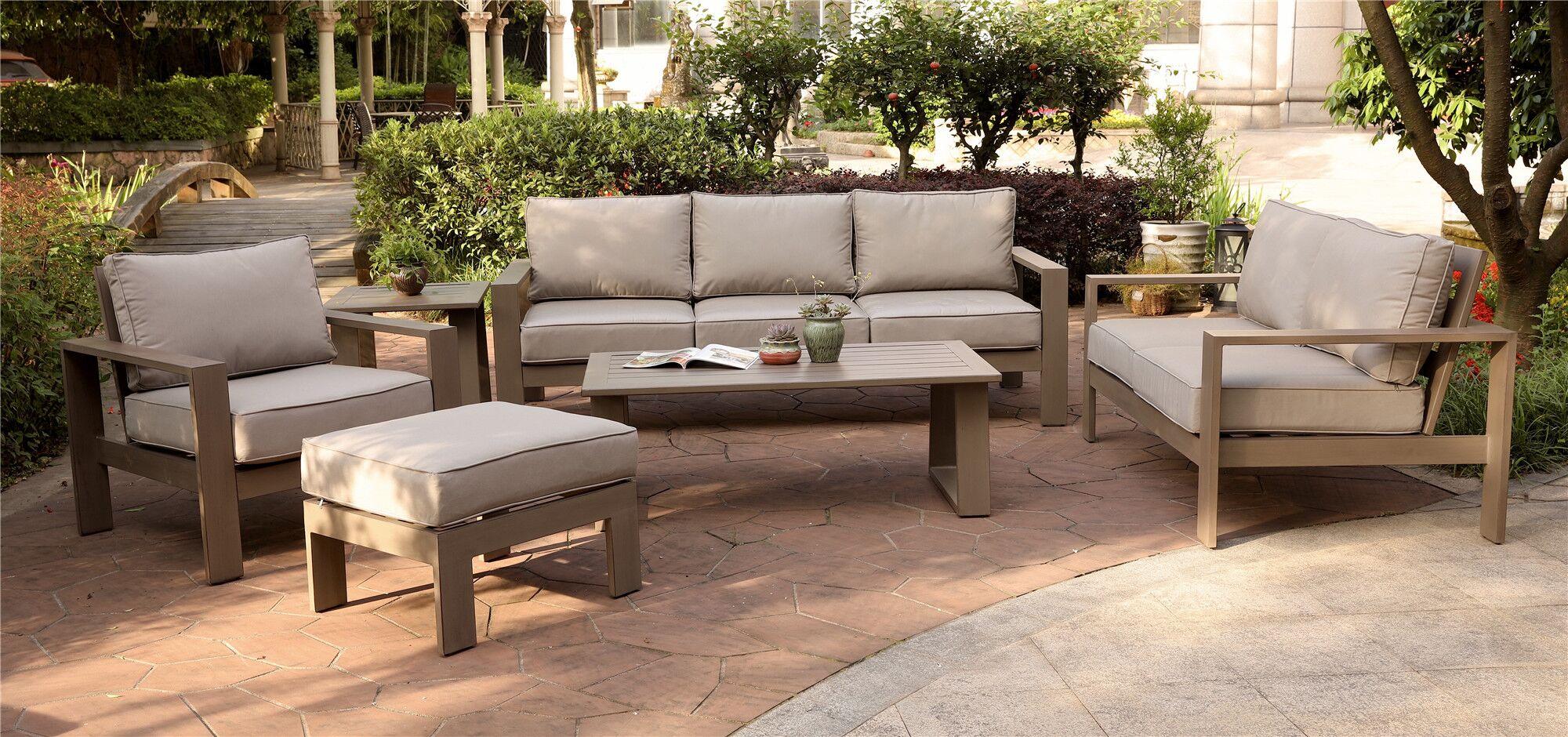 Otega 6 Piece Sofa Set with Cushions