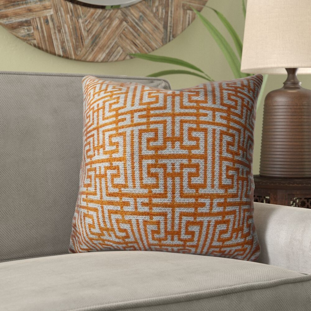 Roark Handmade Luxury Pillow Size: 24