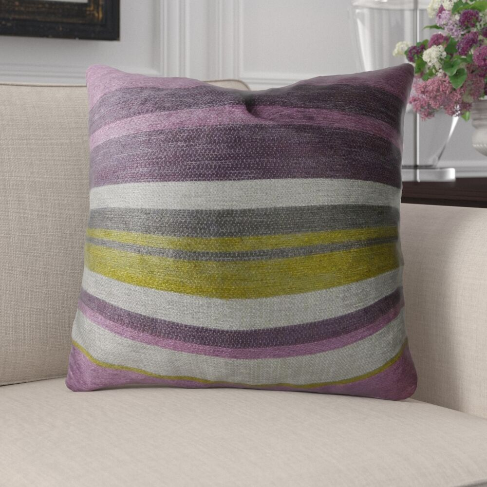 Baldridge Handmade Luxury Pillow Size: 20