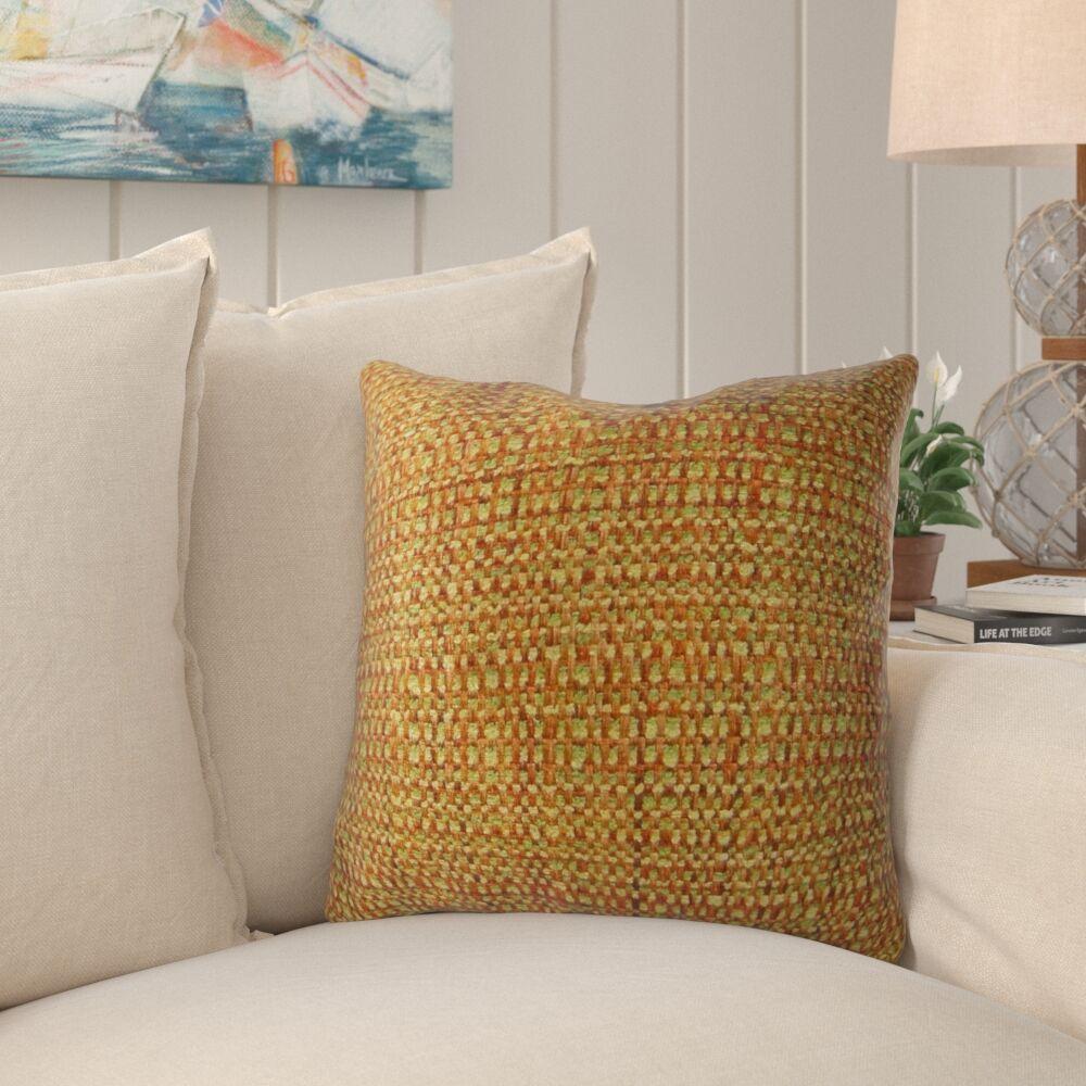 Kyser Handmade Luxury Pillow Size: 18