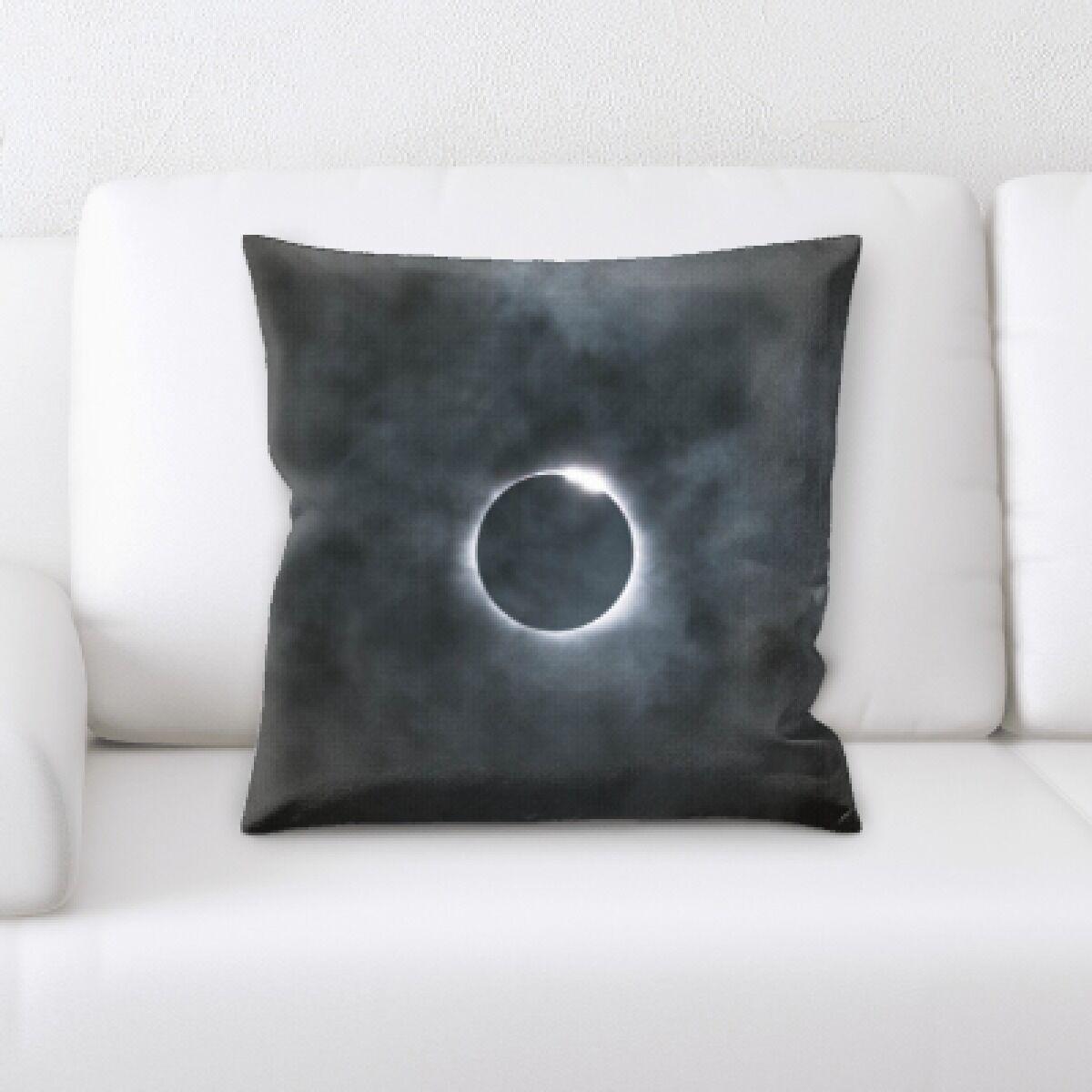 Eclipse (21) Throw Pillow