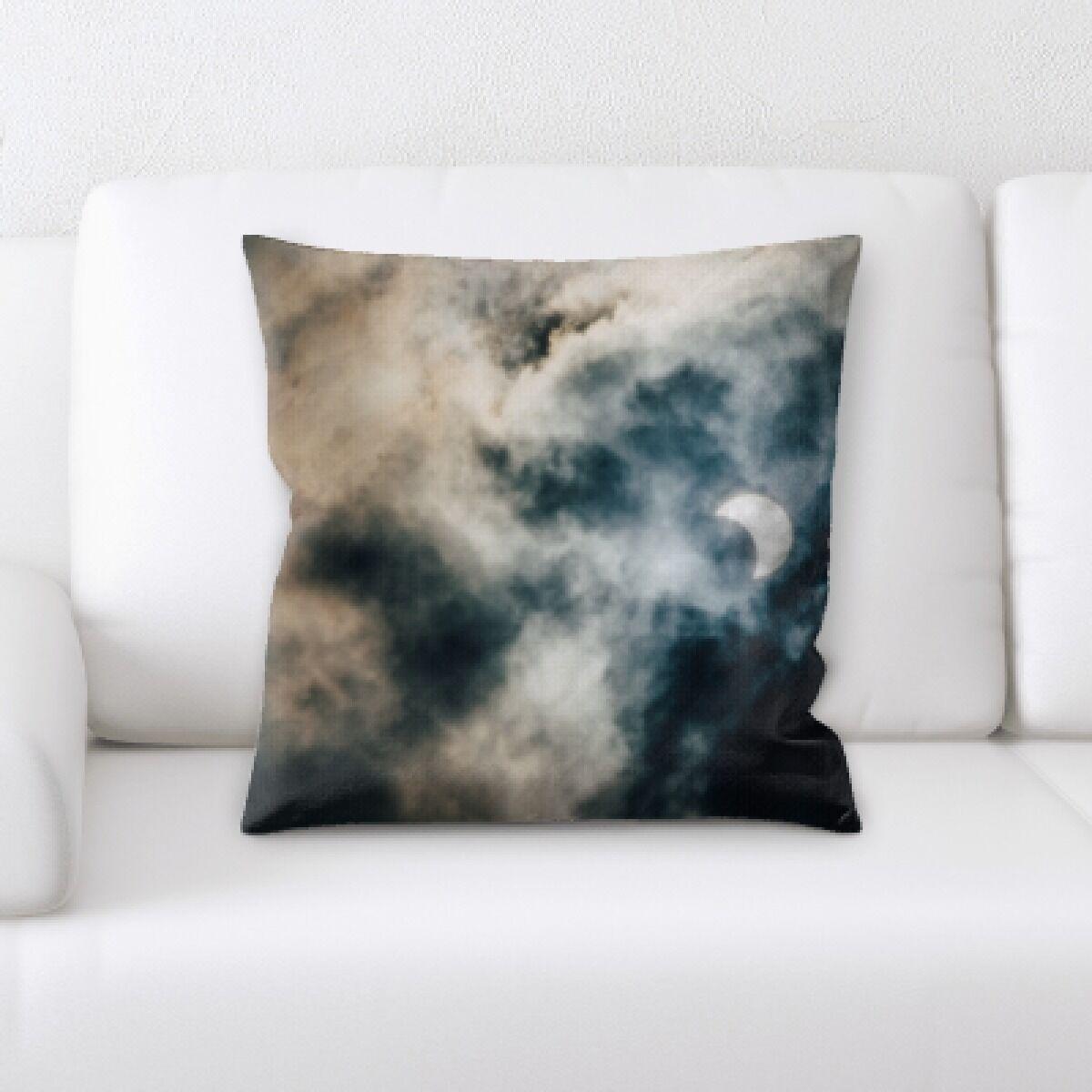 Eclipse (23) Throw Pillow