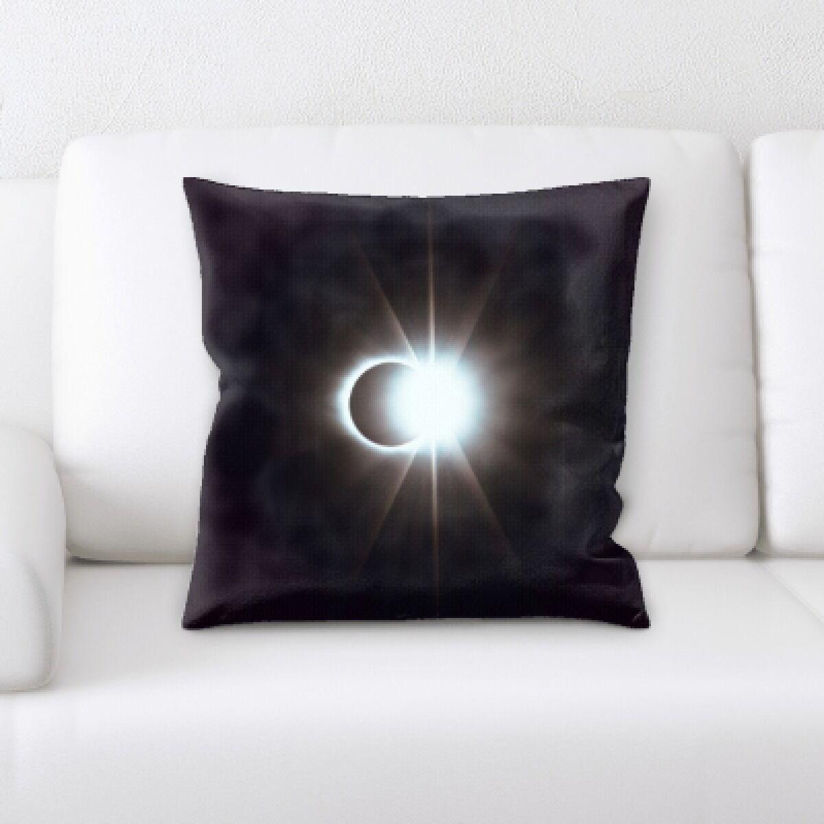 Eclipse (27) Throw Pillow