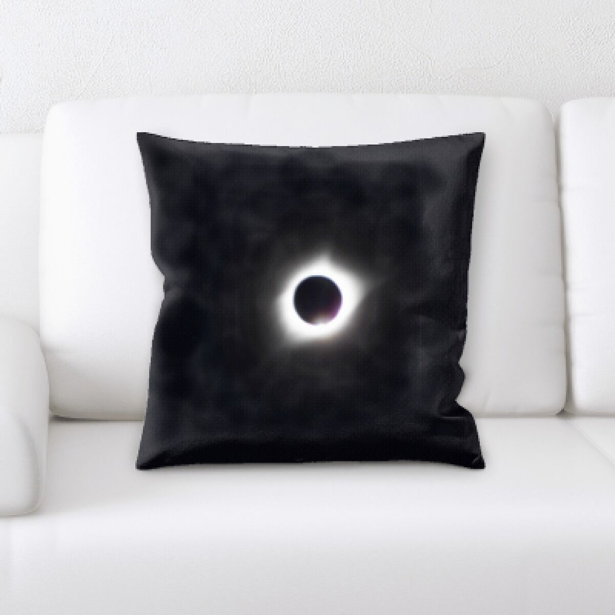 Eclipse (28) Throw Pillow