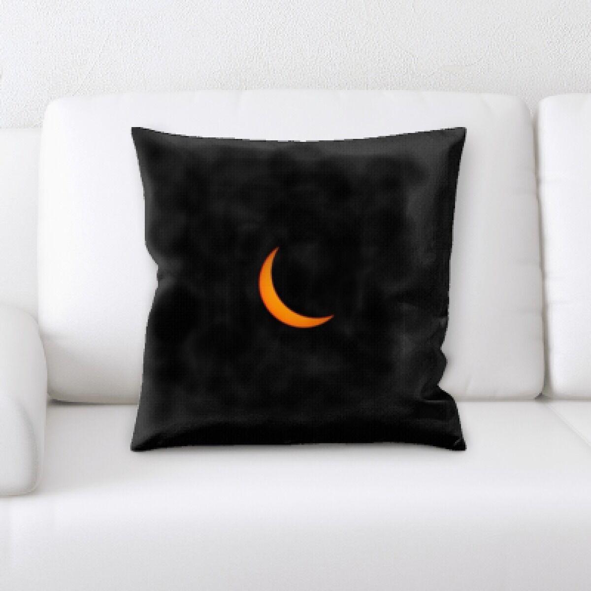 Eclipse (31) Throw Pillow