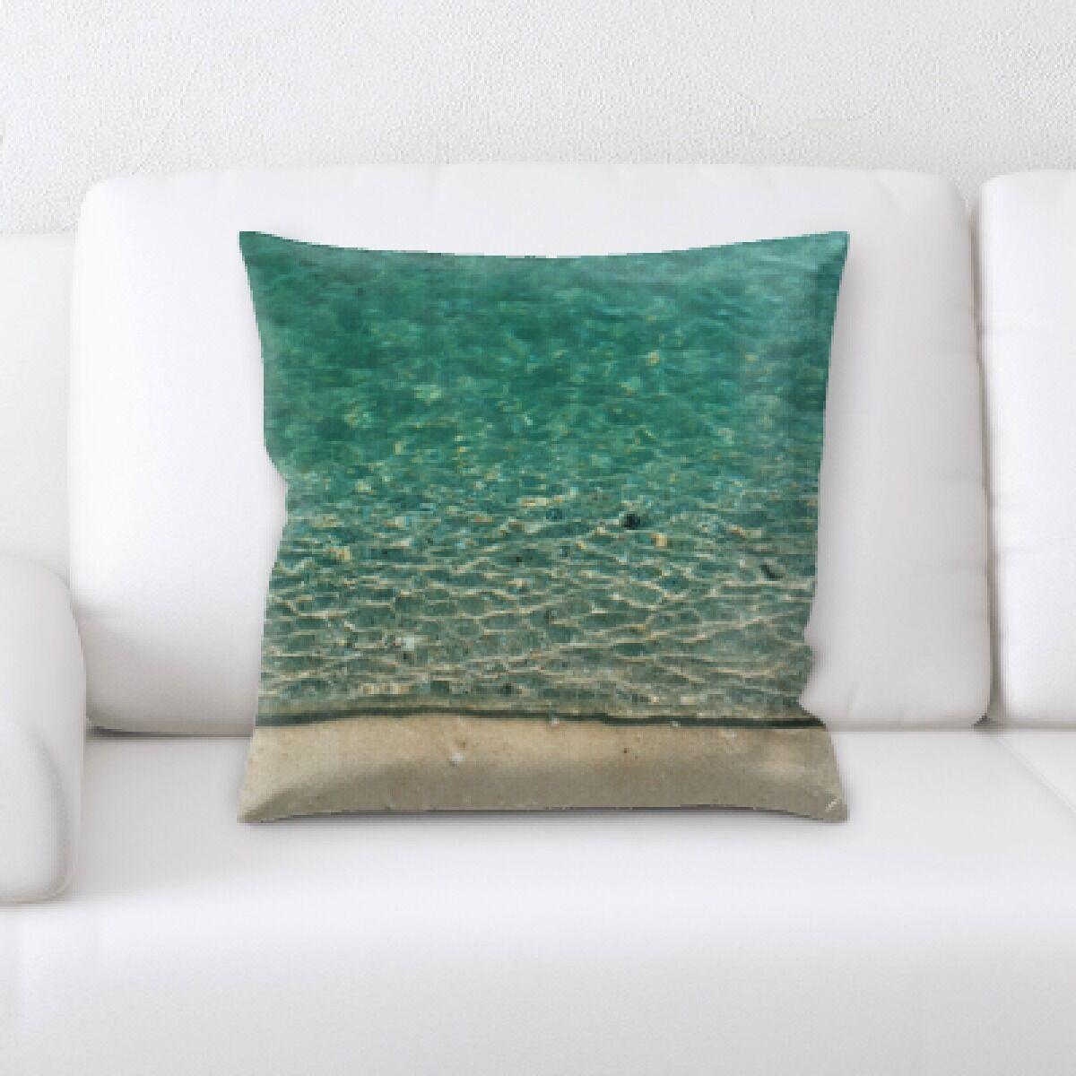 Lake (159) Throw Pillow