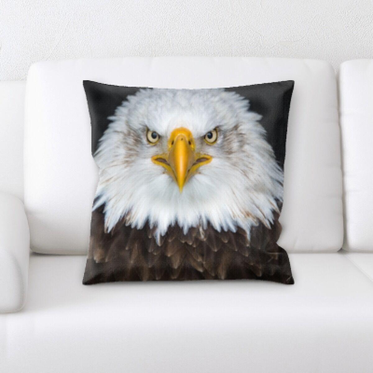 Eaman Animal (103) Throw Pillow