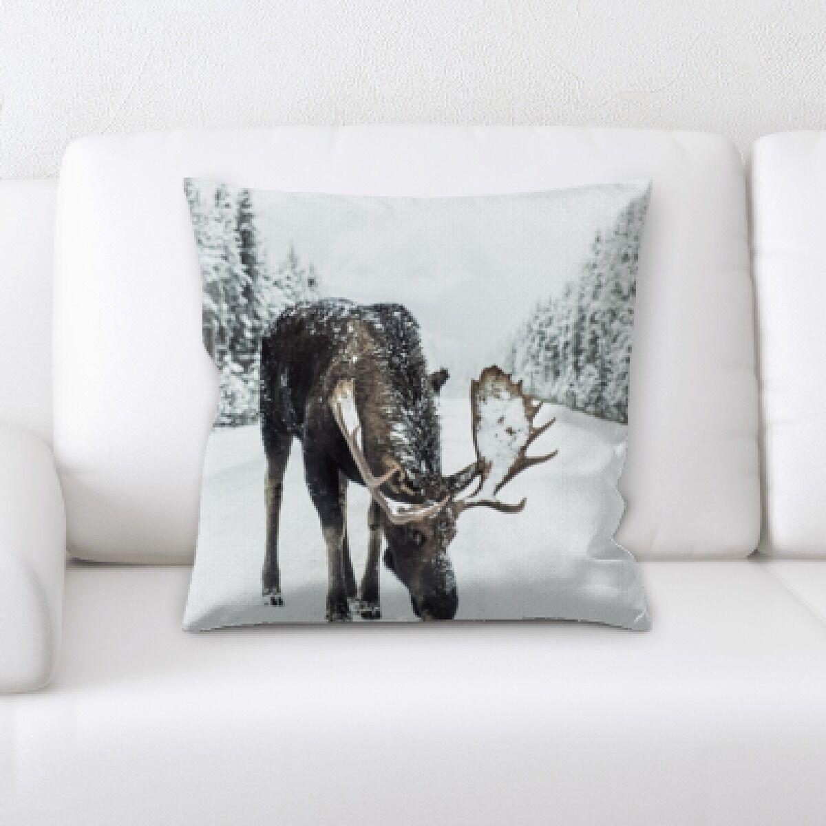 Landrum (110) Throw Pillow