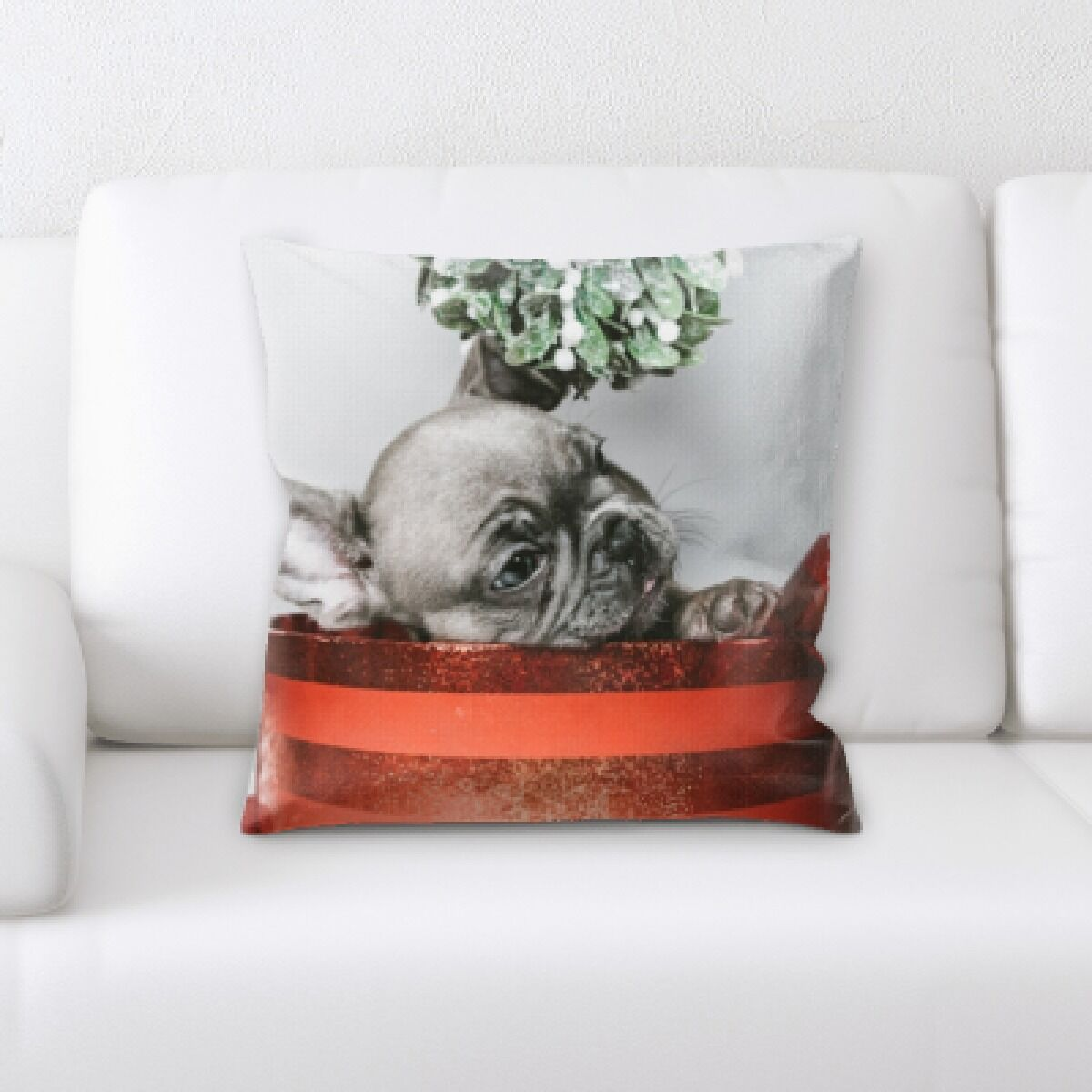 Eaman Animal (61) Throw Pillow