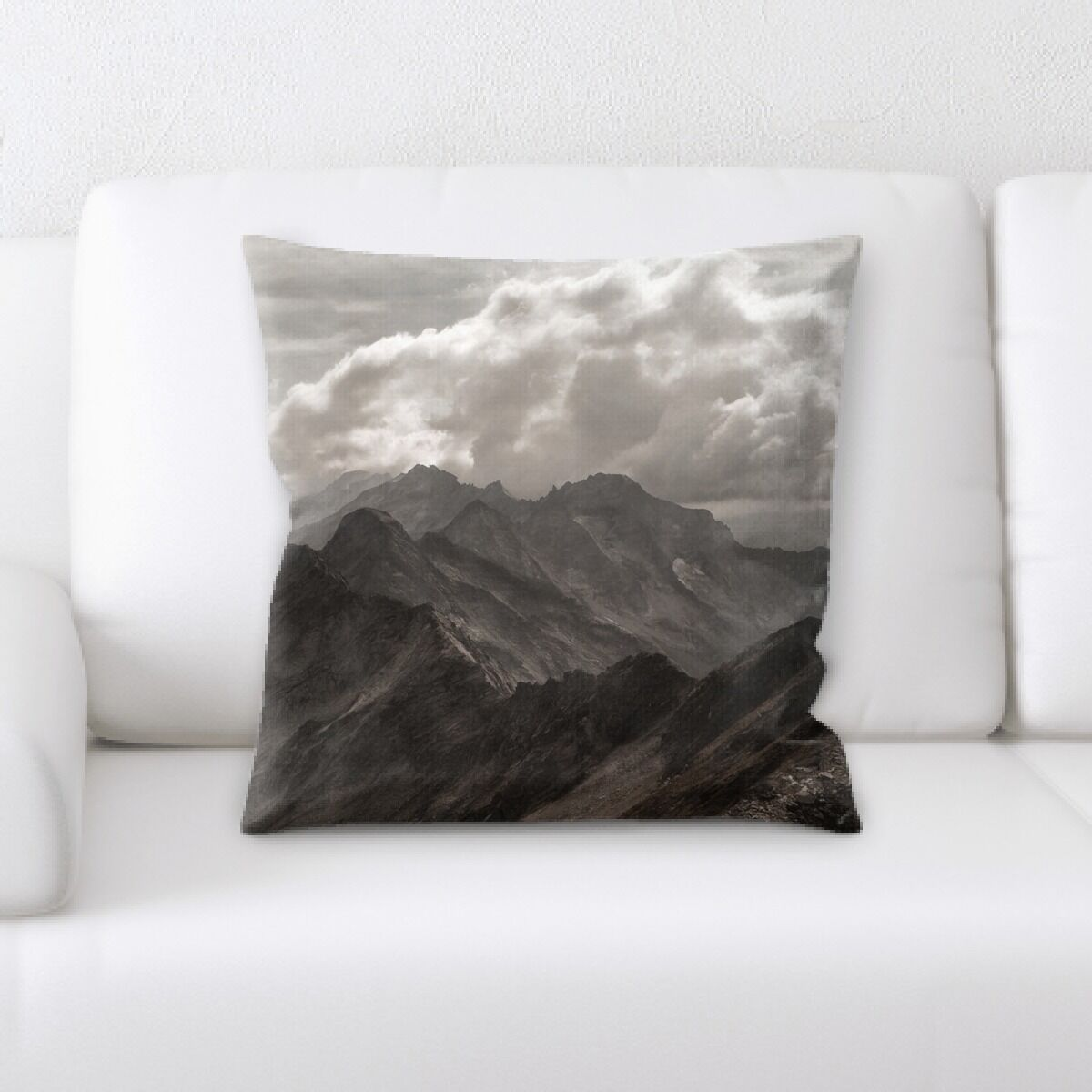 Lacy (89) Throw Pillow
