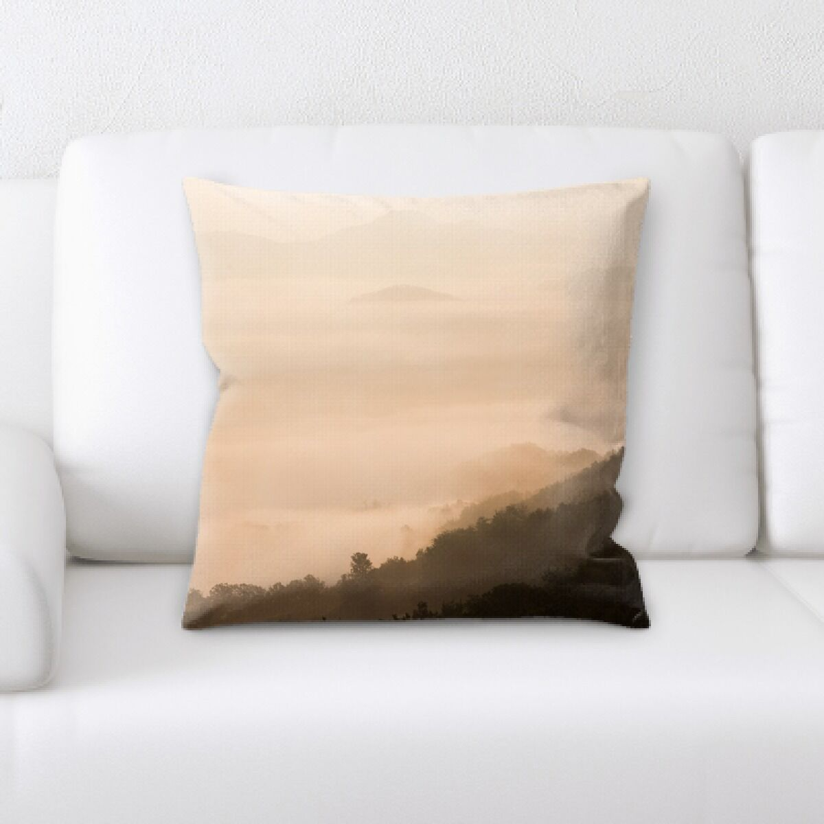 Paradise (107) Throw Pillow